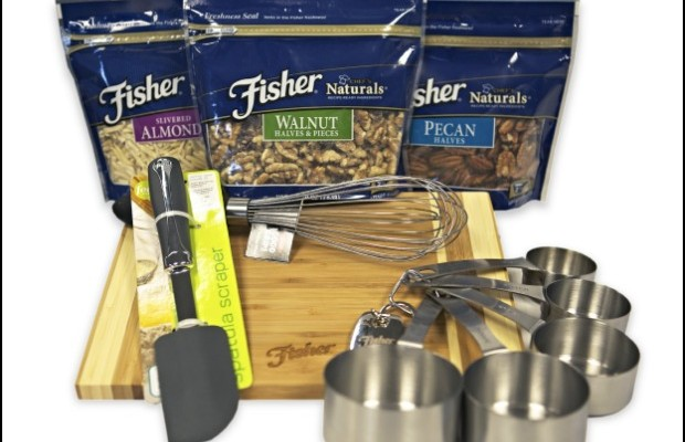 Fisher Nut Giveaway