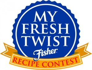 Fisher-My-Fresh-Twist-Recipe-Contest