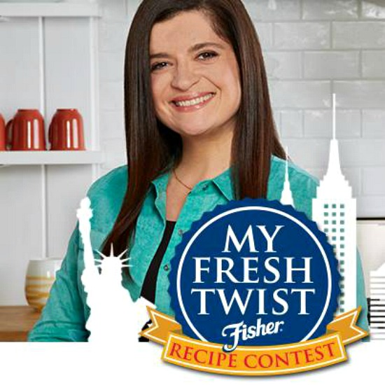 Enter the My Fresh Twist Contest hosted by Fisher Nuts