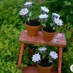 Flowerpot Cupcakes - April 2012