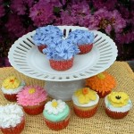 Flowers Cupcakes - May 2011