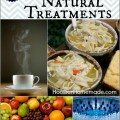 14 Cold & Flu Natural Treatments :: HoosierHomemade.com