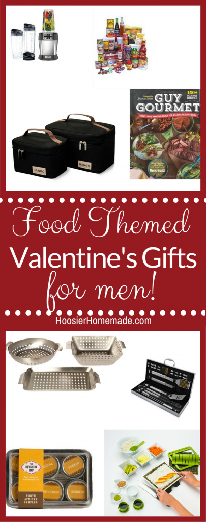 Food Themed Valentine's Day Gifts for Men