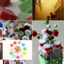 12 Days to an Organized Christmas – 100 Days of Homemade Holiday Inspiration