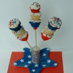 Fourth of July Cupcakes - June 2011