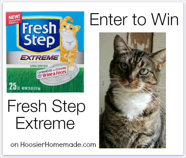 Fresh Step Extreme
