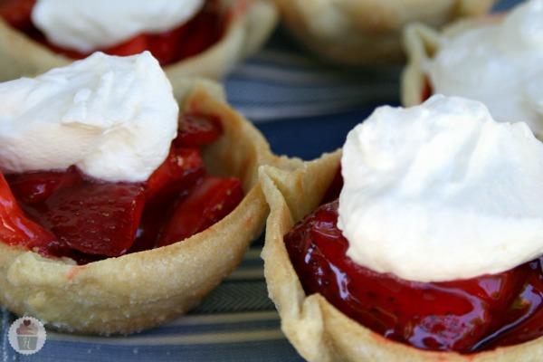 Fresh-Strawberry-Tarts
