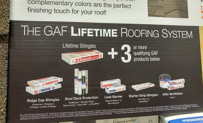 GAF-in-store-Home-Depot