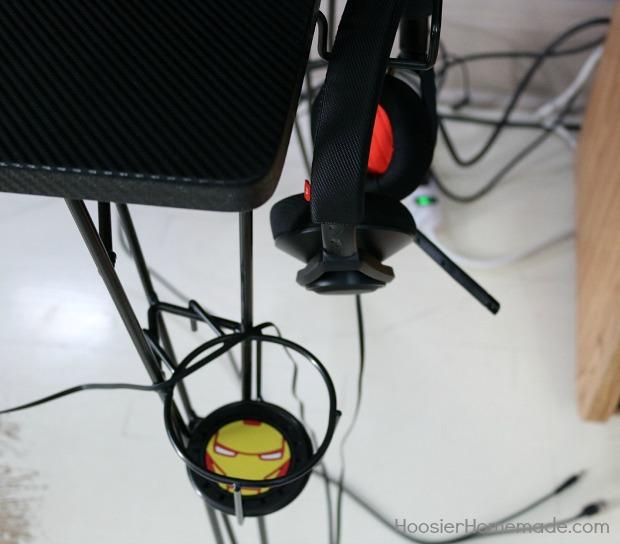 Gamers Computer Desk