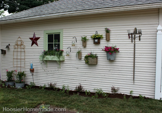 Cottage Garden Landscaping :: on HoosierHomemade.com