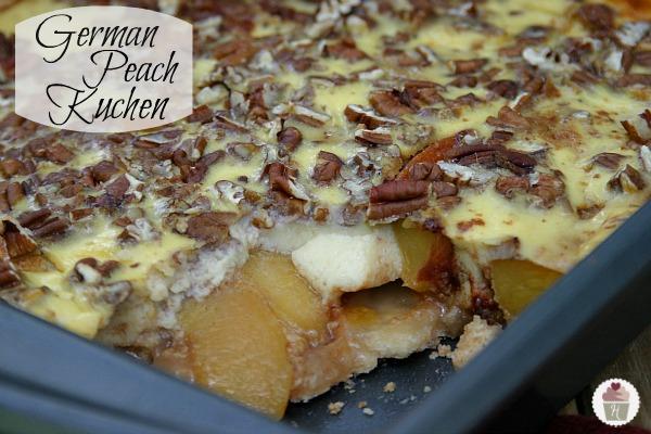 German peach kuchen recipe hoosier homemade im forumfinder Choice Image