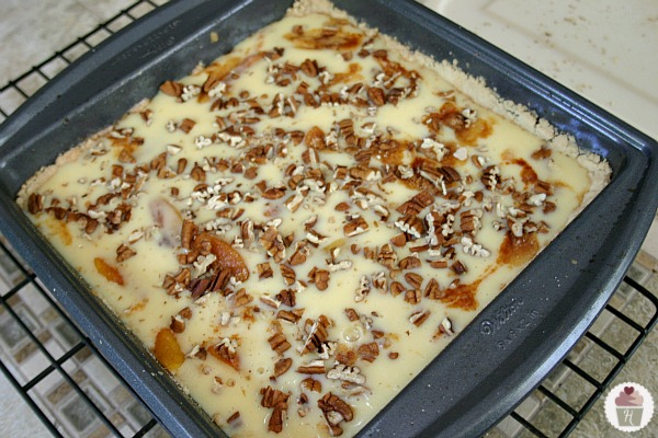 German Peach Kuchen Recipe Hoosier Homemade