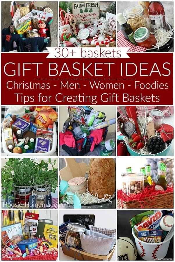Gift Basket Ideas