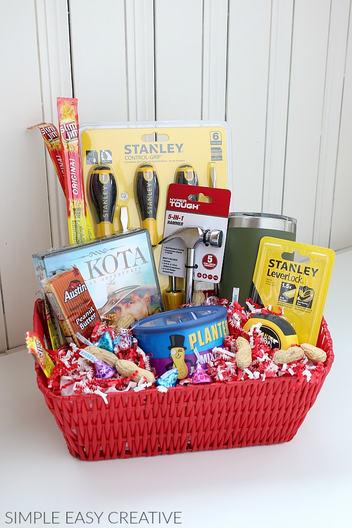 Gift Basket For Men Hoosier Homemade