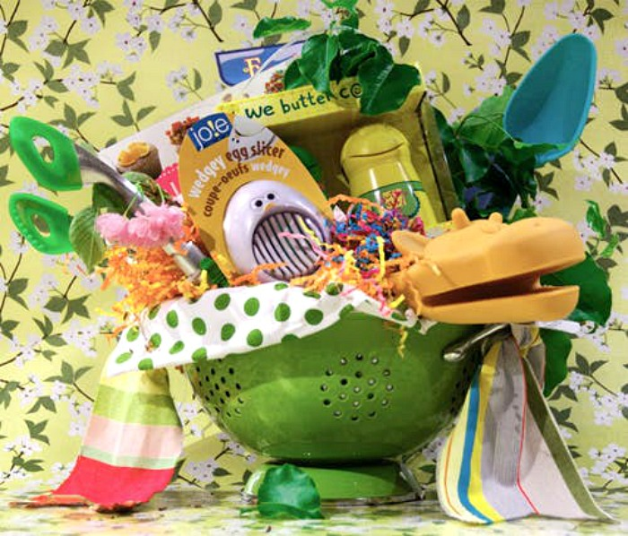 Gift Basket for Cook