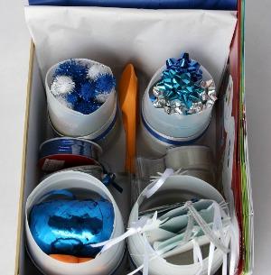 Gift Wrapping Kit :: HoosierHomemade.com