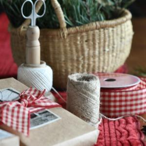 Handmade Gift Wrapping Paper :: HoosierHomemade.com