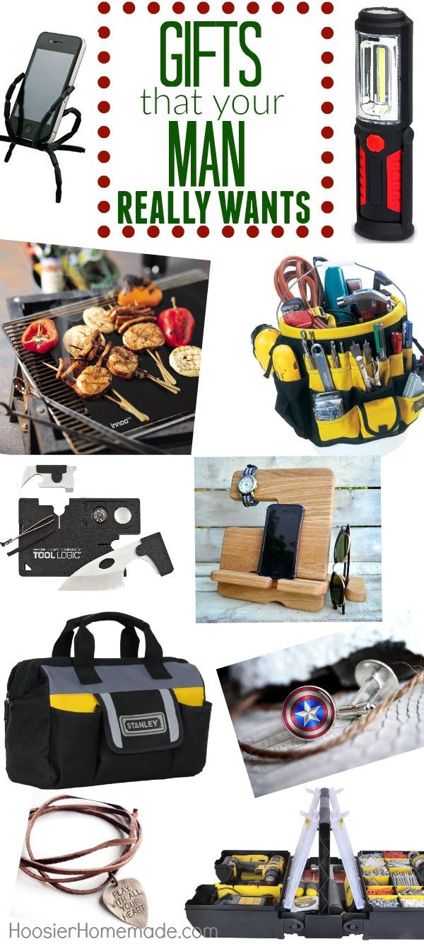 Gifts for Men - Hoosier Homemade