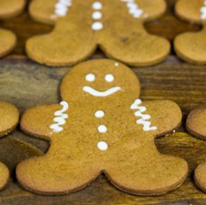 Gingerbread Cookies :: HoosierHomemade.com