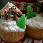 Gingerbread Cupcakes - Decemeber 2011