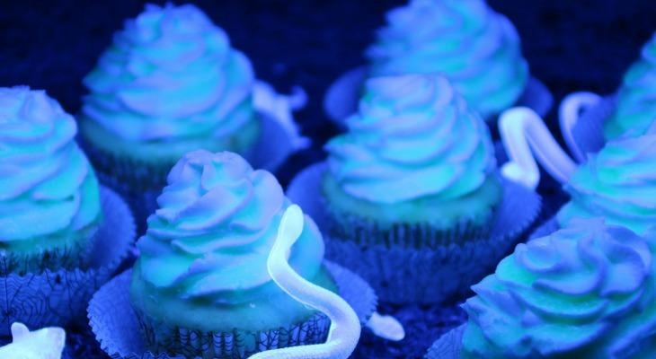 Glow In The Dark Cupcakes Hoosier Homemade