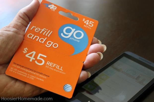 Hotspot With Unlimited Data >> GoPhone Exclusive to Walmart - Hoosier Homemade