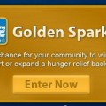 Golden Spark Hunger Relief Program from Walmart