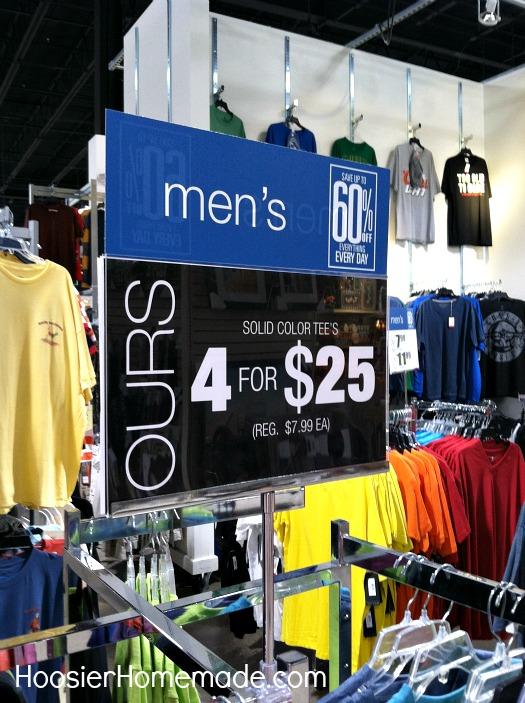 Back to School Shopping at Gordmans :: HoosierHomemade.com