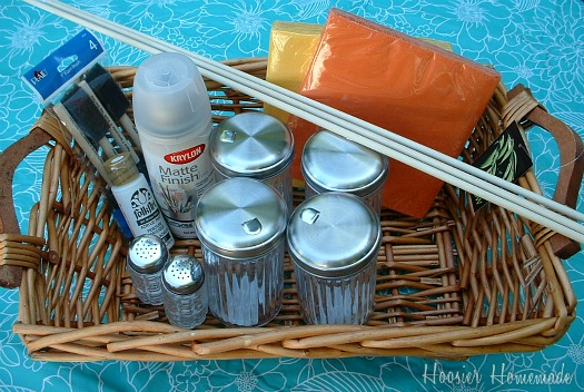 Basket Making Materials Suppliers : How to make a grilling and picnic caddy hoosier homemade