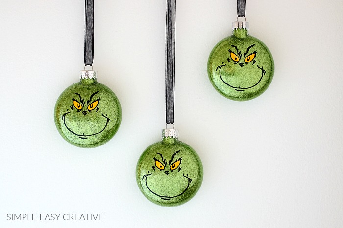 Grinch Decorations