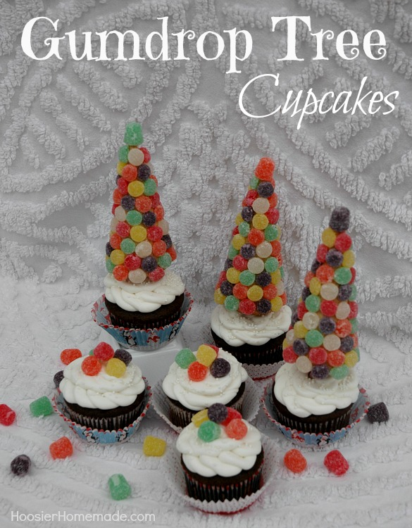 Cupcake Decorating Ideas For Christmas