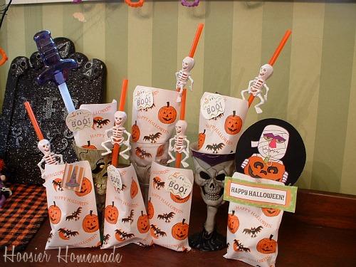 Halloween Countdown Bags.3
