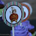 Halloween Cupcake Toppers.CC.2