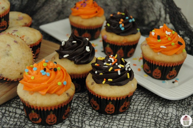 10 Halloween Cupcakes Hoosier Homemade