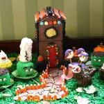 Halloween Cupcakes - October 2011