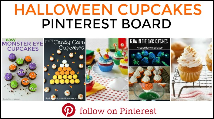 Halloween Cupcakes on Pinterest