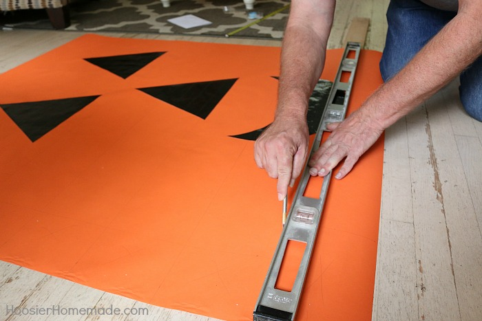 Halloween Decorations-cutting
