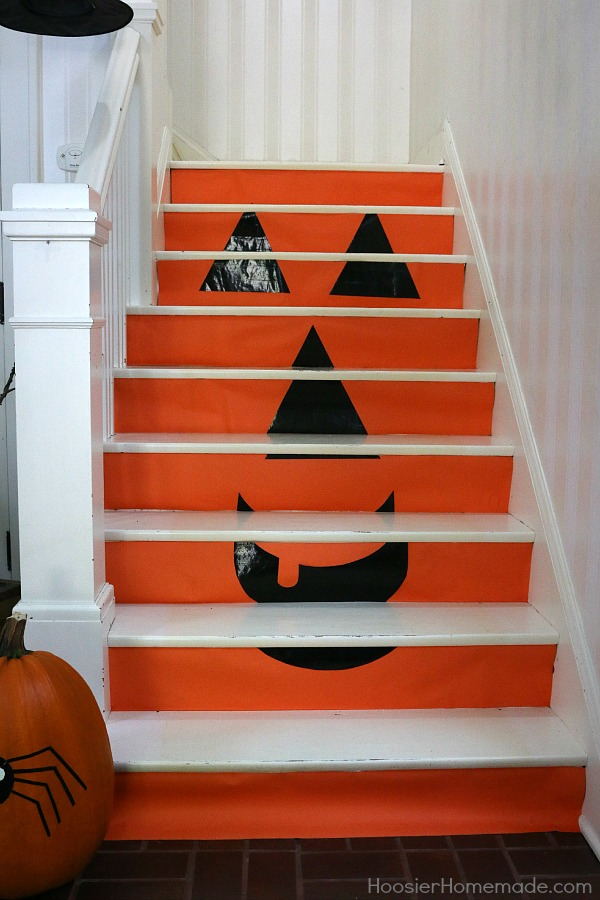 ghosts goblins bats and witches brew greet your guests and trick - How To Make A Halloween Decoration