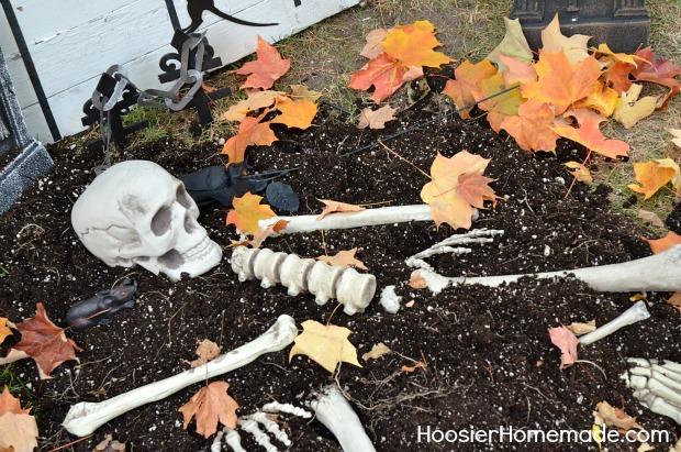 we - Halloween Skull Decorations