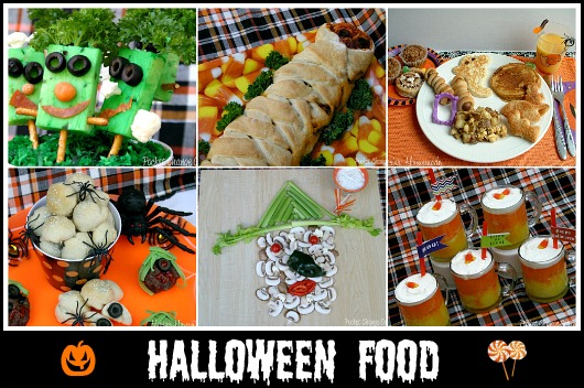 halloween food - Gourmet Halloween Recipes
