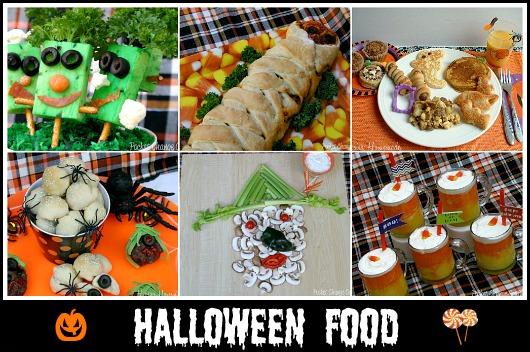 Halloween dinner ideas hoosier homemade for Deco cuisine halloween