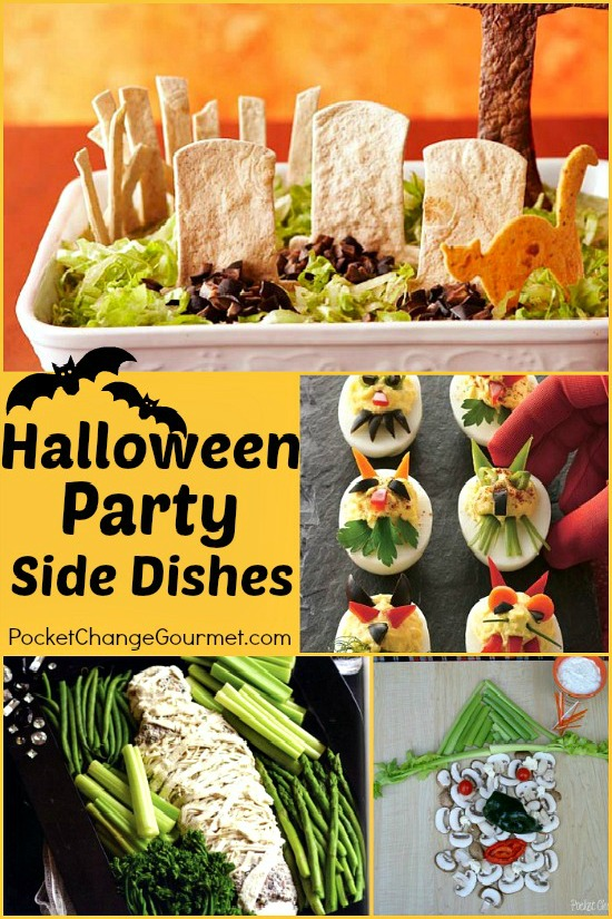 Dinner Party Main Dish Ideas Part - 44: Whip Up One Of These Halloween Recipes For Your Party Or Family Dinner At  Home!