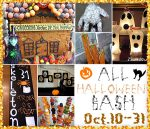 Halloween Bash and Celebrating Autumn Giveaways