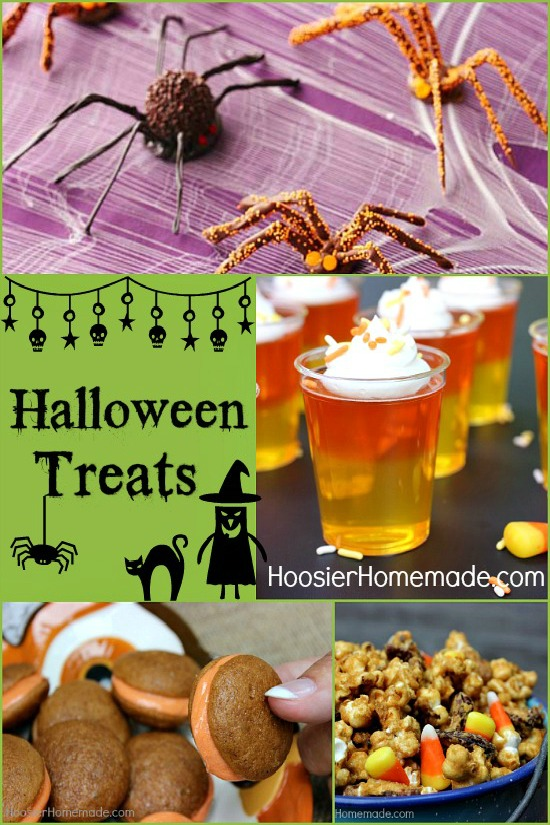 Whip up one of these Halloween Recipes for your Party or Family Dinner at home! They are fun and easy! Pin to your Halloween Board!