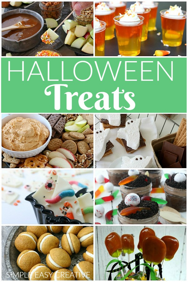 Halloween Treats for Party