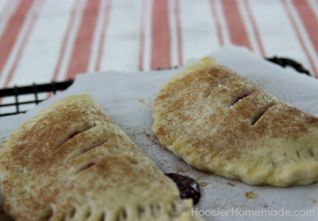 Rustic Hand Pies | Recipe on HoosierHomemade.com