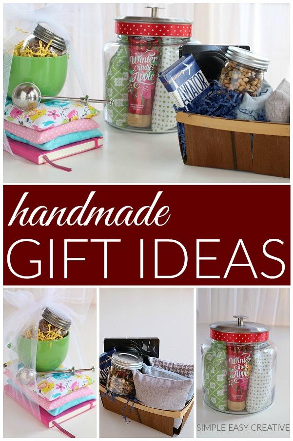 Handmade Gift Ideas