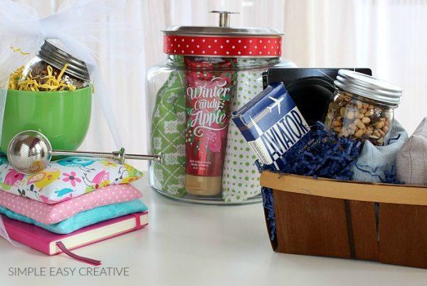 Easy Handmade Gift Ideas