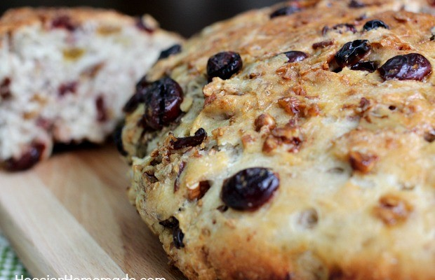 Harvest Bread Recipe