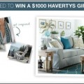 Havertys Facebook Contest
